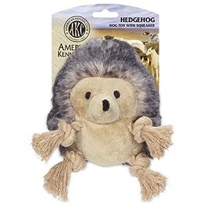 Amazon.com : AKC Rope Legs Dog Toy, Hedgehog, Large : Pet