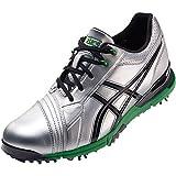 アシックス(asics) ゲルエース プロ(GEL-ACE PRO FG) ゴルフスパイク (3E) TGN907 SL/BK 28.5cm