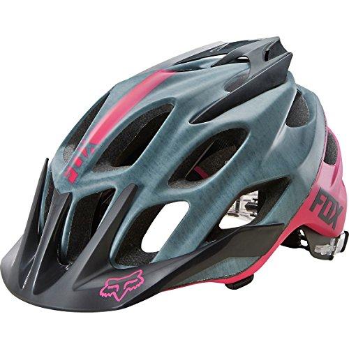 Fox Head Womens Flux Helmet, Pink, Large/X-Large