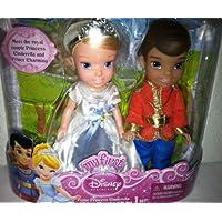 My First Disney Princess Cinderella And Prince Charming Doll Gift Set
