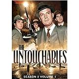 Untouchables: Season Two Vol. 1