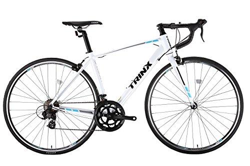 TRINX(トリンクス) 【ロードバイク】 エントリーモデル 軽量 アルミフレーム R600 R600 ホワイト