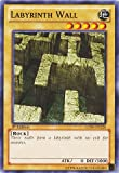Yu-Gi-Oh! - Labyrinth Wall (LCJW-EN220) - Legendary Collection 4: Joey's World - 1st Edition - Common