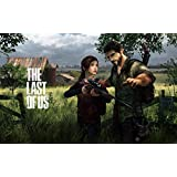 The Last Of Us (A) Game Poster - 12x19 Inch Art Material
