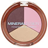 Mineral Fusion Natural Brands Eye Shadow Trio Diversity 0.10 Ounce