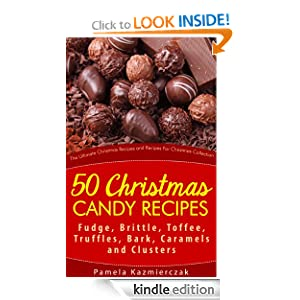 FREE 50 Christmas Candy Recipe...