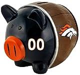 Denver Broncos Small Thematic Piggy Bank