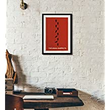 Tallenge - Hollywood Collection - The Usual Suspects Art - Ready To Hang Framed Poster (12 Inches X 17 Inches)