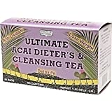 Only Natural Ultimate Acai Dieter's And Cleansing Tea - 24 Bags