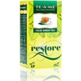 TE-A-ME Natural Tulsi Green Tea Pack Of 25 Tea Bags