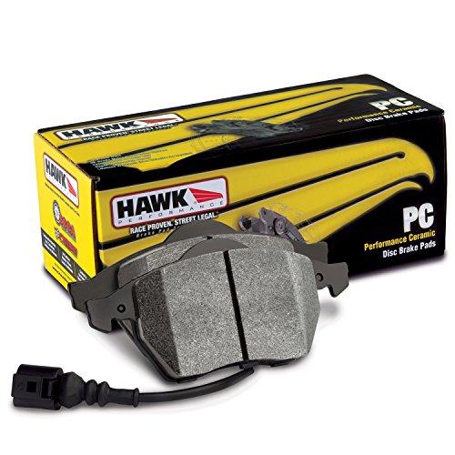 Hawk Performance HB501Z.625 Performance Ceramic Brake Pad