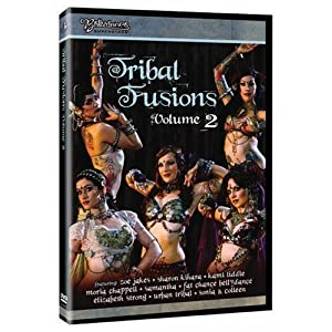 Bellydance Superstars-Tribal Fusions V02