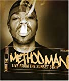 Method Man Live From The Sunset Strip [HD DVD]