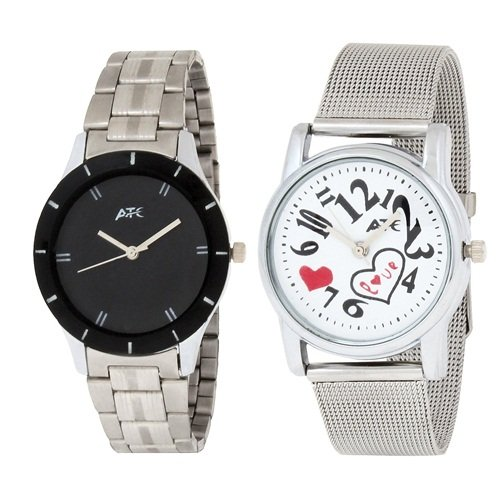 ATC Analog Round Casual Wear Watches For Men Combo-SL-84_SL-94