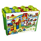 NEW Lego Duplo My First Deluxe Box Of Fun 95 Piece Set Assortment
