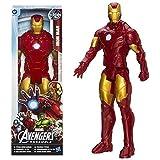 "Iron Man Avengers Titan Hero Series Avengers Initiative Classic Series Iron Man 12 ""Figure (HCCD ENTERPRISE)"