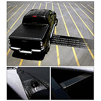 Snap On Tonneau Cover 99 14 Ford F250 F350 F450 Super Duty Sd 6 5 Ft Truck Bed Click Button Or Photo To Read More Top Quality Car Accessories Part 1