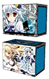 Character Deck Case Collection Max - Z/X -Zillions of enemy X- [Azumi Kagamihara & Sword Sniper Rigel]