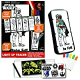 Star Wars Light Up Fun Tracer Play Set