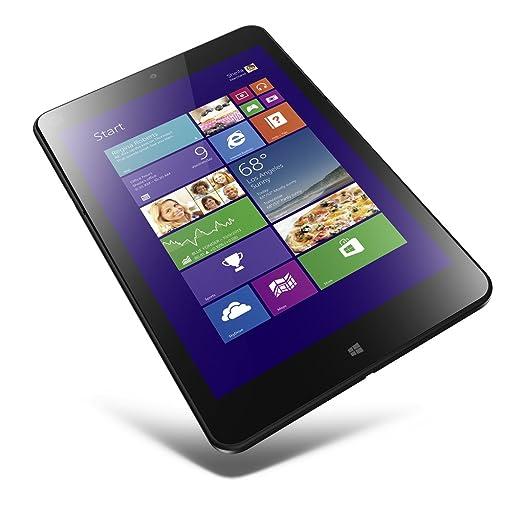 Lenovo 20BN003SGE - Tablet (Intel Atom Z3770, 1.46 GHz, 2 GB, LPDDR3-SDRAM, 1067 MHz), color negro