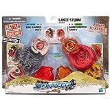Beywheelz Lance Storm 2-Pack