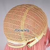 Lolita Aqua Blue Long 31 Inches/80CM Wavy Fashion Party Women Cosplay Wig +Cap