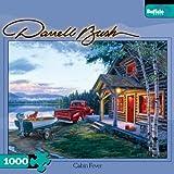 1000 Piece Darrell Bush Cabin Fever