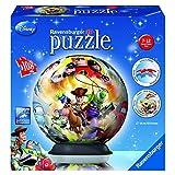 Ravensburger Disney Pixar Puzzle Ball, Multi Color (108 Pieces)