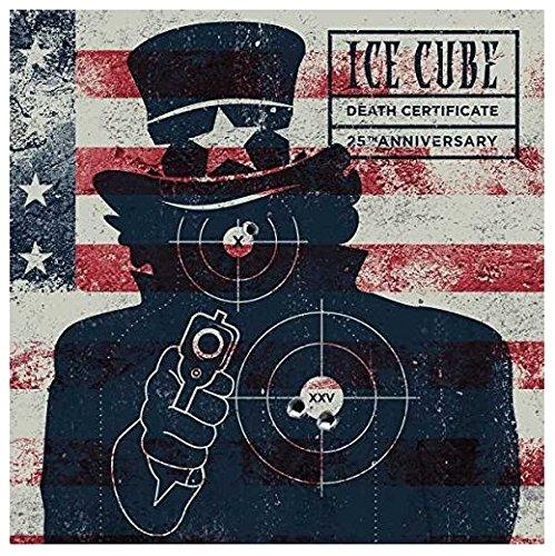 Ice-Cube-Death-Certificate-Double-LP-Vinyl-New