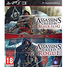 Assassin's Creed IV Black Flag & Assassin's Creed Rogue Double Pack (PS3)