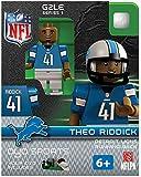 NFL Detroit Lions NFL Generation 2 Series 1 Minifigure Theo Riddick