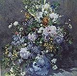 Battle Road Press Spring Bouquet 500 Plus Piece Pierre Auguste Renoir Jigsaw Puzzle