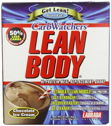 nutrition lean carbwatchers hi