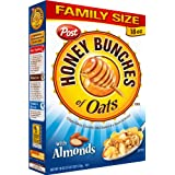 Honey Bunches Of Oats With Almonds, 18-Ounce Boxes (Pack Of 5)