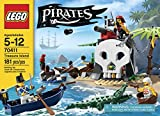 LEGO Pirates Treasure Island