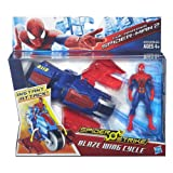 Marvel Amazing Spider-Man 2 Blaze Wing Cycle