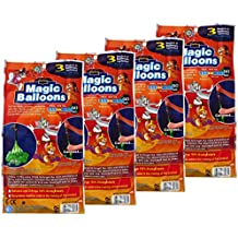 Tom And Jerry Holi Magic Balloon Bunch 444 Pc Auto Fill (12 Sets Of 37 Balloons)