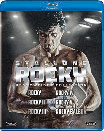 シルベスター・スタローン ロッキー ブルーレイBOX(6枚組)(初回生産限定) [Blu-ray]