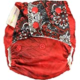 Superbottoms Cloth Diapers - NEW TRIM Superbottoms Plus Reusable All In One (AIO) Cloth Diaper For Heavy Absorbency...