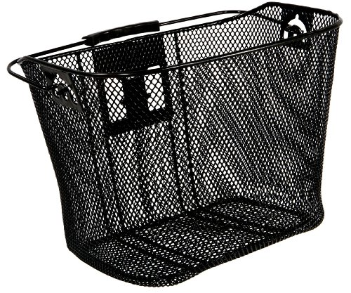 Top front bike basket for bicycle