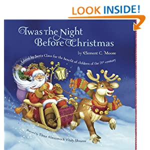 Twas the Night Before Christmas Free Book