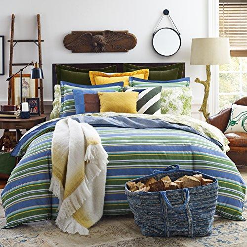 Tommy Hilfiger Princeton Stripe Comforter Set, Full/Queen