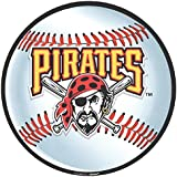Amscan Sports & Tailgating MLB Party Pittsburgh Pirates Cutout Decoration, White, 12 X 11.1""