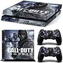 Elton Call Of Duty Theme Decal Skin Sticker For PS4 Console With 2 Controller Skins PS4