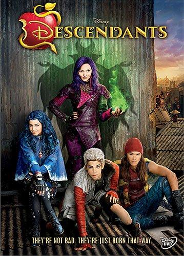 How to buy the best descendants disney movie dvd?