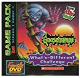 Goosebumps: What's-Different Challenge; Game Pack Series 1, Game 3 by Wendy's