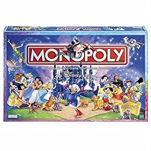Click to buy Disney Monopoly from Amazon!