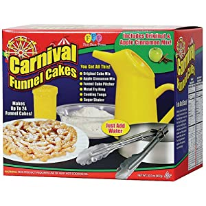 funnel cake kit funnel cake starter kit funnel cake maker 4418