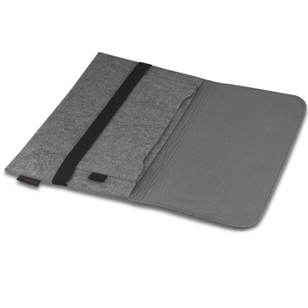 easyacc 13 3 zoll apple macbook pro filz sleeve h lle ultrabook laptop tasche ebay. Black Bedroom Furniture Sets. Home Design Ideas
