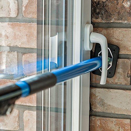 Sicherungsstange Fenstersicherung Türsicherung Einbruchschutz 199-375cm thumbnail